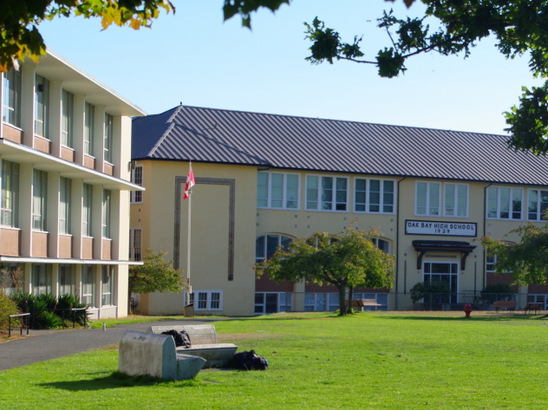 Oak Bay High School