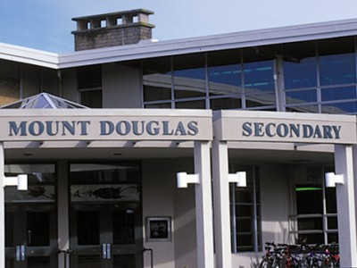 Mount Douglas Secondary School