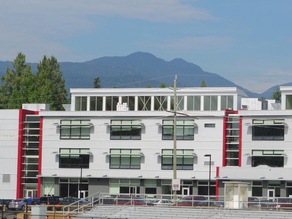 Carson Graham Secondary School
